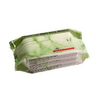 Green-Tex® Wipes Extra, Nordic Swan Ecolabel, 30 x 32 cm