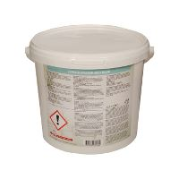 Dish soap, powder with chlorine, 5 kg