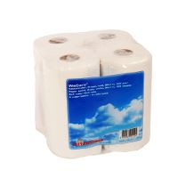 WeCare® Kitchen roll Pro, white, 2-ply, 20 m, 204 g