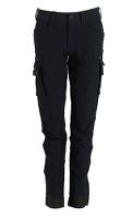 Worksafe Women Servicepants 4 way stretch, navy, C48