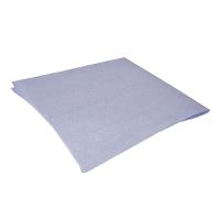 Disposable microfiber cloth, blue,  40 x 38 cm, 300 units