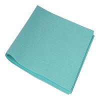 Green-Tex® All Purpose Cloth, green, 38 x 38 cm, pack of 20
