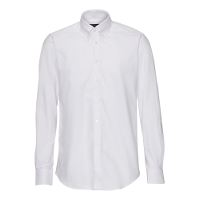 Stadsing Mens Shirt, White, slim, 41/42, L