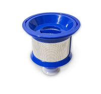 Stainless filter incl. hepa for OLF Freedom vacuum cleaner.