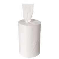 WeCare® Paper Towel, Center pull, 1-ply, nature, 120 m