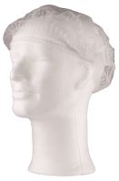 Worksafe Mob cap, PP, M, white