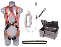 Worksafe Fall Protection Kits, roof