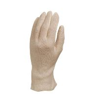 Cotton glove, size 8/M