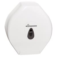WeCare® dispenser toilet paper, maxi, grey drop