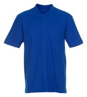 Stadsing Polo-shirt, classic, swedish blue, L