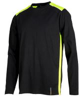 Worksafe Add Visibility t-shirt long sleeve, L