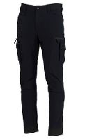Worksafe Mens Servicepants 4 Waystretch, Navy Blue, C48