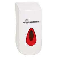 WeCare® dispenser ethanol gel, red drop