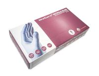 WeCare® Acc.free, Single-use glove, nitril, powderfree, blue, 7/S