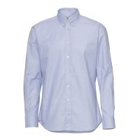 Stadsing Mens Shirt, Light Blue, modern, 41/42, L