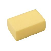 Yellow Sponge for Blackboard 18x12x5,5 cm