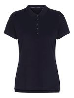 Stadsing Stretch Polo Lady, navy, M