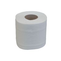 WeCare® toilet paper, 2-ply, nature, 50 m