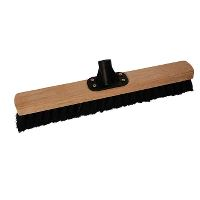Dan-Mop® Platform Broom w/socket, synthetic, 40 cm, 50 mm trim
