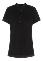 Stadsing Stretch Polo Lady, black, M