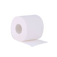WeCare® toilet paper, 1-ply, recycled, 56 m