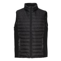 Stadsing Mens Vest, black, XL