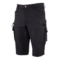 Worksafe Serviceshorts 4 waystretch, black, C52