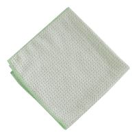 Green-Tex® Kitchen Star, microfibre cloth, green, 38 x 38 cm, pack of 5