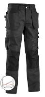 Worksafe Workpants, Stretch in knees/groin, C58