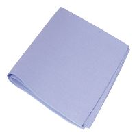 Green-Tex® All Purpose Cloth, light, blue, 38 x 38 cm, carton of 100