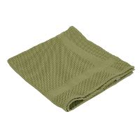 Green-Tex® Tea towel, green, microfibre, 50 x 75 cm