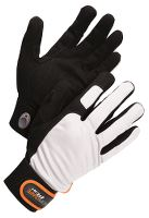 Worksafe mounting glove in Artificial leather, 9
