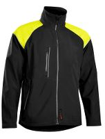Worksafe Add Visibility Softshell jacket, L