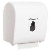 WeCare® Dispenser autocut, paper towels, grey drop