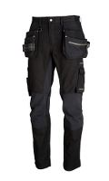 Worksafe Workpants, Stretch in knees/groin, C52