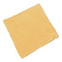Green-Tex® Handy Light, microfibre cloth, yellow, 38 x 38 cm, pack of 15